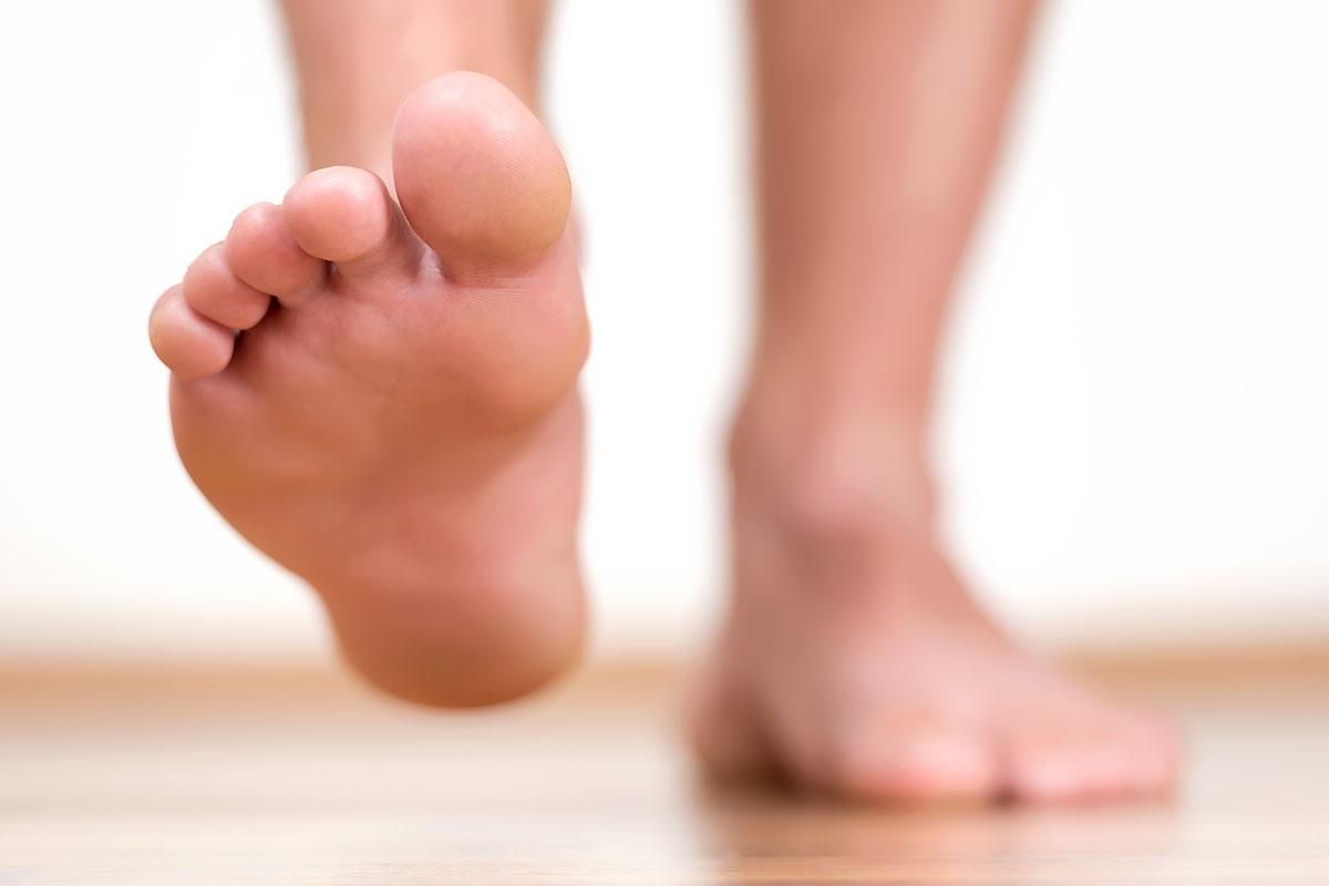 Yogazentrum Altona – Gut zu Fuß – Schritt für Schritt/ Spiraldynamic